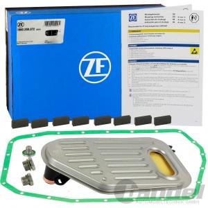 ZF TEILESATZ ÖLWECHSEL-AUTOMATIKGETRIEBE 5HP19 BMW 3er E46 5er E39 Z4 E85