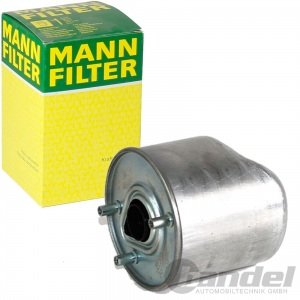MANN KRAFTSTOFFFILTER WK9046Z FORD FIESTA 6 FOCUS 3 MONDEO TRANSIT MAZDA VOLVO