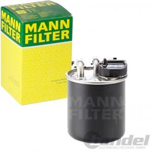 MANN DIESELFILTER WK820/16 MERCEDES 470 W447 VIANO W639 VITO W447 W639 SPRINTER
