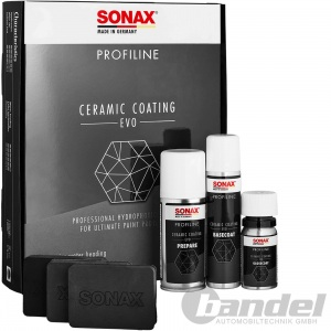 SONAX PROFILINE CeramicCoating CC EVO LACKVERSIEGELUNG KERAMIKVERSIEGELUNG
