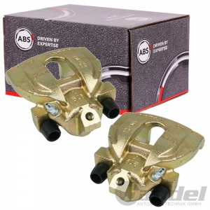 2x BREMSSATTEL HINTEN LINKS+ RECHTS VOLVO S60 I, S80 I,  V70 II,  XC70
