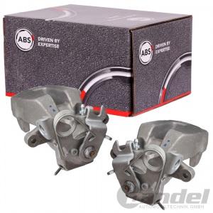 2x BREMSSATTEL HINTEN LINKS RECHTS AUDI A6 (C5) VW PASSAT (3B PRNr. 1KE 1KW)