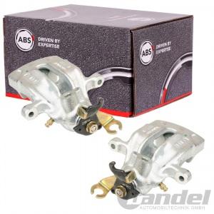 2x BREMSSATTEL HINTEN LINKS + RECHTS VOLVO S40 I (VS) V40 KOMBI (VW)