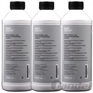 4,5L BMW Frostschutz Kühlerfrostschutz Konzentrat 4,5 Ltr. 83192211191