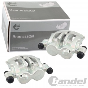 2x SKV BREMSSATTEL VORNE LI/RE MERCEDES SPRINTER (906) VW CRAFTER 30-35 30-50