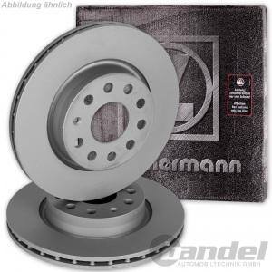 2x ZIMMERMANN BREMSSCHEIBE VORNE BMW 1 (F20) 2 (F23) 3 (E90) 4 (F33) X1 (E84)