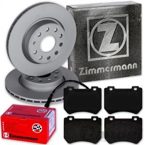 ZIMMERMANN BREMSSCHEIBEN 305mm + BELÄGE VORNE ALFA ROMEO 159 auch Sportwagon 939