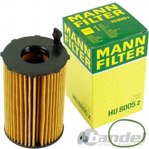 MANN ÖLFILTER AUDI A4 8K+A5 8T+A6 4G+A7 4G A8 4H+Q7 4L VW TOUAREG 7P + PORSCHE