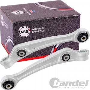 2x ABS QUERLENKER VORNE UNTEN LINKS/RECHTS AUDI A4 (B8) A5 A6 (C7) A7 Q5 PORSCHE