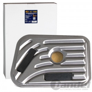 SCT GETRIEBEFILTER+MEYLE ATF DCG II POWERSHIFT DCT450 6 GANG FORD MONDEO FOCUS Pic:1