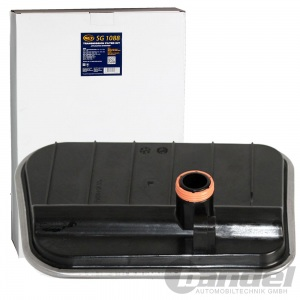SCT GETRIEBEFILTER+MEYLE ATF DCG II POWERSHIFT DCT450 6 GANG FORD MONDEO FOCUS Pic:2