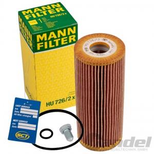 MANN ÖLFILTER FILTER +0W30 ÖL 1.9+2.0 TDI VW SHARAN 7M GOLF 4 AUDI A3 8L A4 Pic:1