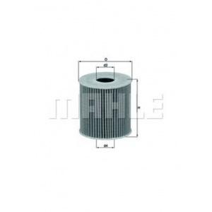 MAHLE / KNECHT Ölfilter CITROEN BERLINGO C2 C3 C4 C5 C6 C8 DS3 DS4 DS5 JUMPER