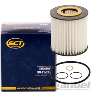 SCT ÖLFILTER BMW 1 (E81 E82 E87 E88) BMW 3 E46 E90 E9 E931 X1 E84 X3 E83 Z4 E85