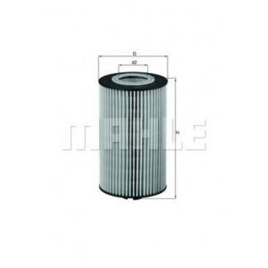 MAHLE / KNECHT Ölfilter OX 161D ( OX161D )