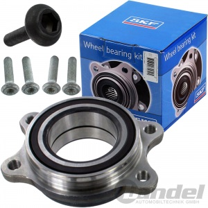 SKF RADLAGER-SATZ VORNE AUDI A4 S4 RS4 A5 S5 RS5 A6 S6 RS6 A7 S7 RS7 A8 S8 Q5