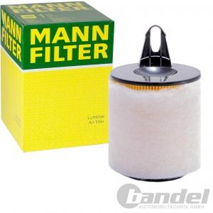 MANN LUFTFILTER C1361 für BMW E81/87 CABRIOLET E88/82 COUPE E90 318I/116I/320I