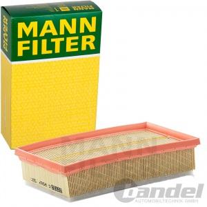 MANN LUFTFILTER C2567 für  MINI/ CLUBMAN FIAT SCUDO BUS/ KASTEN PEUGEOT EXPERT