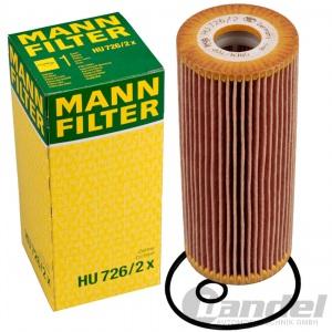 MANN FILTER ÖLFILTER FILTEREINSATZ 1.9+2.5 TDI AUDI A3 8L A4 8E VW BORA GOLF 4