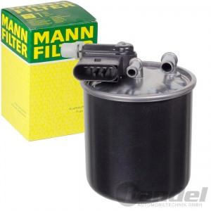 MANN KRAFTSTOFFFILTER WK820/14 MERCEDES A/B/C-E-KLASSE W176 W246 W204 W212 CDI