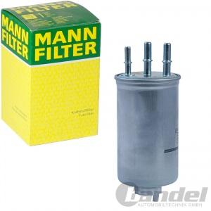 MANN DIESELFILTER VW MULTIVAN+TRANSPORTER T5+T6 1.9 2.0 2.5 TOUAREG 2.5