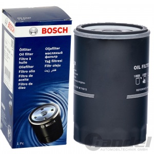 BOSCH ÖLFILTER MERCEDES 190 W201 S-KLASSE W126 SL R129 R107 W124