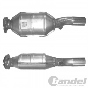 KATALYSATOR KAT VW GOLF IV (1E7) CABRIOLET 2.0 85 KW 115 PS AB BAUJAHR 10.2000