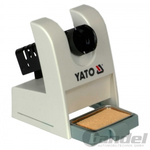 YATO DIGITALE REGELBARE LÖTSTATION FEIN-LÖTKOLBEN 48W - 150-450 °C + ABLAGE Pic:4