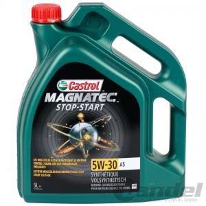 5L CASTROL MAGNATEC STOP-START 5W-30 A5 ACEA A/B1 A/B5 M2C913-C M2C913