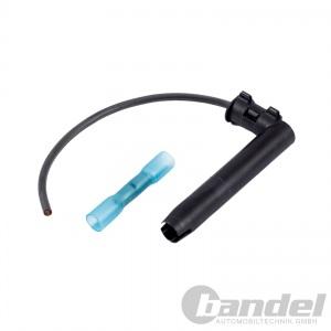 GLÜHKERZENSTECKER (lang) Rep.-Satz Kabel Stecker Glühkerzen BMW Diesel D