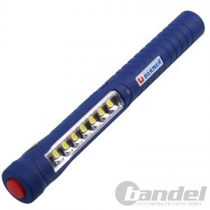 BERNER Pen Light LED 7+1 WERKSTATTLAMPE TASCHENLAMPE LI-IO AKKU INSPEKTIONSLAMPE Pic:1
