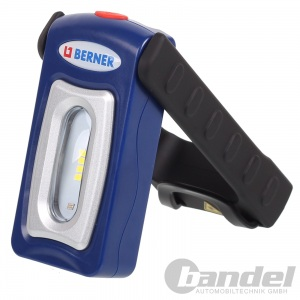 BERNER Pocket DeLUX Bright SMD LED TASCHENLAMPE WERKSTATT ARBEITS LAMPE AKKU Pic:1