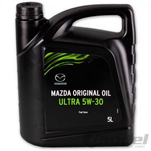 5 Liter MAZDA ORIGINAL OIL ULTRA 5W-30 Motoröl Öl 5W30 (Dexelia)