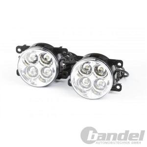 MAGNETI MARELLI TAGFAHRLICHT RUND 90mm LED-DayLine DayLight TFL DLR 12V/24V Pic:2