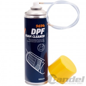 [2,80€/100ml] MANNOL DPF Reiniger DIESELPARTIKELFILTER mit SONDE 500ml DOSE