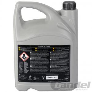 [3,59€/L] 10L ORIGINAL RENAULT GLACEOL RX TYPE D Kühlerfrostschutz FERTIG-MIX Pic:1