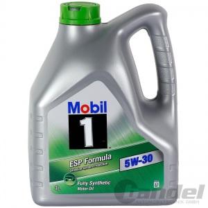 [9,23€/L] 4L MOBIL 1 ESP FORMULA 5W30 MOTORÖL 151057  SYNTHESE TECHNOLOGIE
