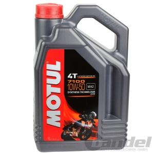 2x 4L MOTUL 7100 4T 10W50 MOTORRAD MOTORÖL 4 TAKT 109381 Pic:3