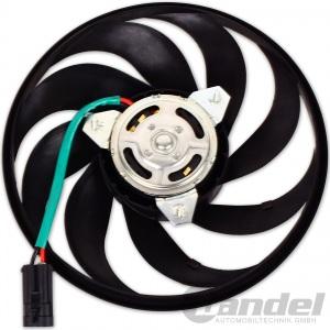Lüftermotor Kühler Ventilator Elektrolüfter Kühlung OPEL  CORSA C COMBO TIGRA