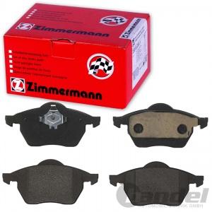 ZIMMERMANN SCHEIBENBREMSBELAG VORNE AUDI A4 + AVANT (B5) VW PASSAT (3B2)