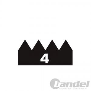 CONTI KEILRIPPENRIEMEN 4PK890 + SPANNROLLE KLIMA BMW E36 E34 Z3 1.8-1.9i Pic:2