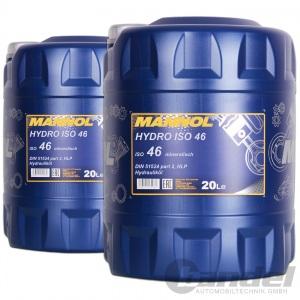 20L LITER Hydrauliköl HLP ISO 46 Hydraulikflüssigkeit DIN 51524 HLP46
