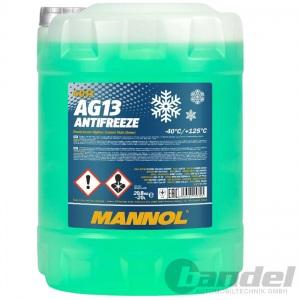 20 MANNOL AG13 GRÜN bis -40°C KÜHLERFROSTSCHUTZ KÜHLMITTEL