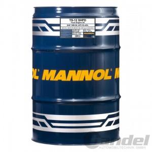 208 LITER FASS MANNOL MOTORÖL LKW TS-12 10W-30 TS18716 MB 228.3/229.1