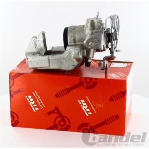1x original trw bremssattel hinten links bhn182 bremszange ohne pfand