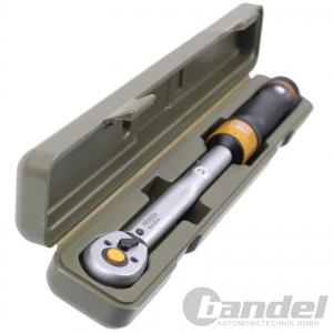 """PROXXON DREHMOMENTSCHLÜSSEL 60-320 Nm 610mm 1/2"""" MicroClick MC 320 mit KOFFER"""