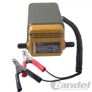 PROXXON UNIVERSAL & ÖLABSAUGPUMPE für ÖLWECHSEL saugt Motoren, Diesel und Heizöl