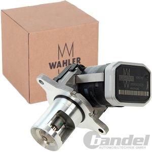 WAHLER AGR VENTIL MERCEDES C E KLASSE 200 220 CDI W204 S204 W211
