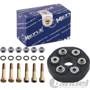 2x MEYLE HD GELENK/HARDYSCHEIBE MERCEDES-BENZ C-KLASSE W202 S202 W210