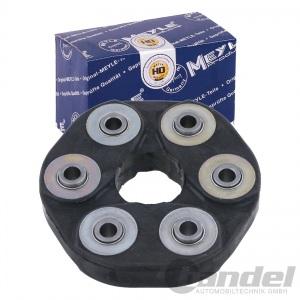 1x MEYLE HD GELENK/HARDYSCHEIBE MERCEDES-BENZ 190 W201 W202 S202 C124 W124